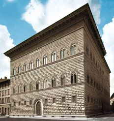 Palace Strozzi, Florence