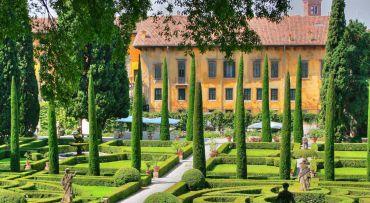 Palace Giardino Giusti, Verona