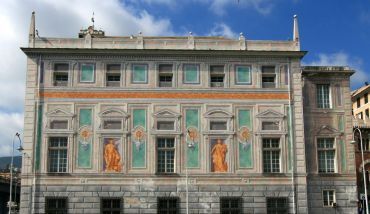 Palace of St. George, Genoa