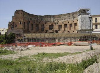 «Золотой дом» Нерона, Рим