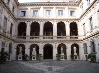 Altemps Palace, Rome