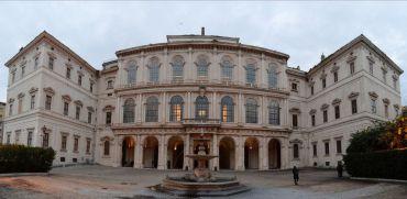 Палаццо Барберини, Рим