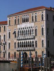 Palace Ca' Foscari, Venecia