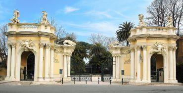 Зоопарк Биопарко-ди-Рома, Рим