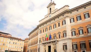 Дворец Монтечиторио, Рим