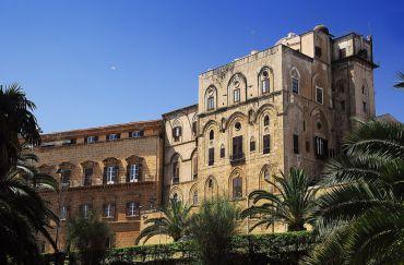 Дворец Норманни, Палермо