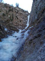 Waterfall Cascata Ciucchinel, Bellino