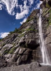 Водопады Новалеза, Новалеза
