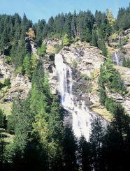 Waterfall Cascata di Valle Febbraro, Madesimo Commune