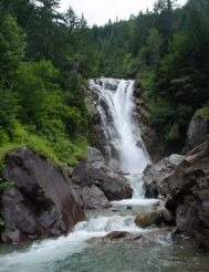 Waterfall del Vo, Schilpario