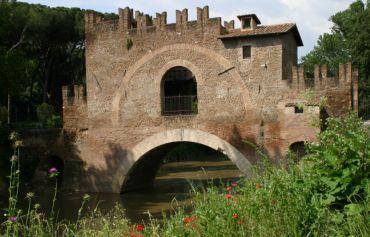 Мост Номентано, Рим