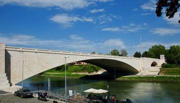 Ponte Duca d'Aosta, Rome