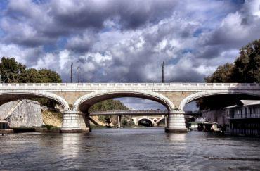 Мост Королевы Маргариты, Рим