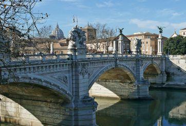 Мост Умберто I, Рим