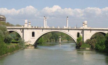 Мост Фламинио, Рим