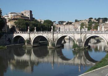 Мост Святого Ангела, Рим