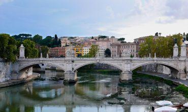 Мост Виктора Эммануила II, Рим