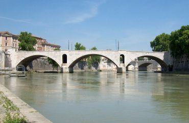 Мост Принца Амадея, Рим