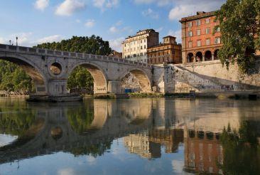 Мост Сикста, Рим