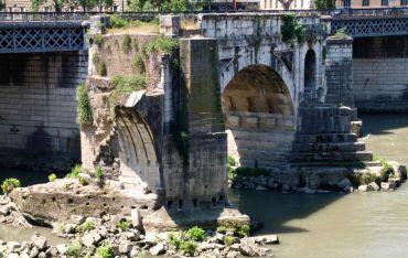 Мост Эмилия, Рим
