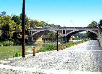 Мост Субличио, Рим