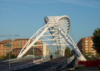 Мост Сеттимиа Спиззичино, Рим