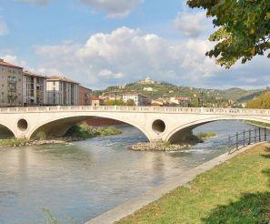 Bridge Ponte della Vittoria, Verona