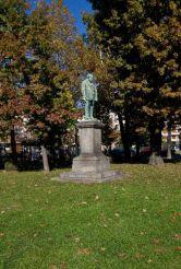 Памятник Квинтино Селла, Турин