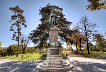 Памятник Массимо д'Адзельо, Турин