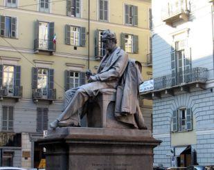 Памятник Пьетро Палеокапа, Турин