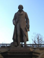 Памятник Жозефу Луи Лагранжу, Турин