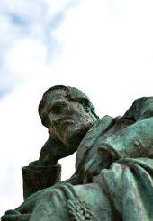 Памятник Джузеппе Мадзини, Турин