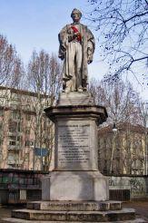 Памятник Джованни Кассини, Турин