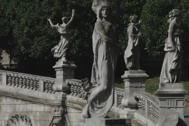 Fountain of the Twelve Months, Turin