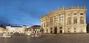 Замковая площадь Кастелло, Турин