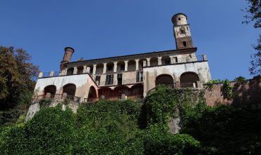 Замок Дроссо, Турин
