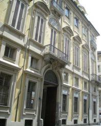 Дворец Пиоссаско, Турин