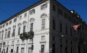 Дворец Коарди-ди-Карпенето, Турин