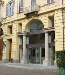 Theatre Carignano, Turin