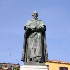 Монумент Паоло Сарпи, Венеция