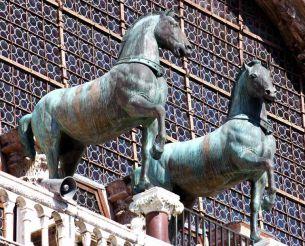Horses of Saint Mark, Venice