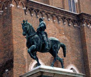 Monument to Bartolomeo Colleoni, Venice