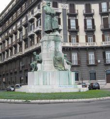 Monument to King Umberto I, Naples