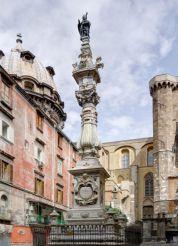 Spire of San Gennaro, Naples