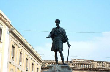 Statue of Charles V, Palermo