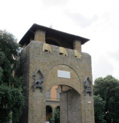 Ворота Святого Галла, Флоренция