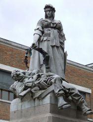 Monument to Risorgimento Heroes, Ravenna