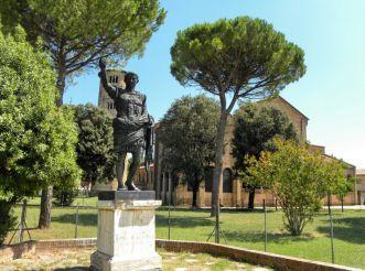Statue of Octavian Augustus, Ravenna