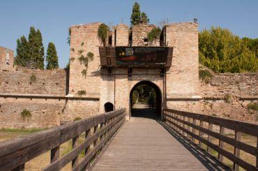 Brancaleone Fortress, Ravenna