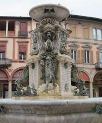 Monumental fountain, Faenza